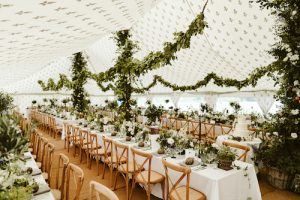 Marquee hire for events Devon