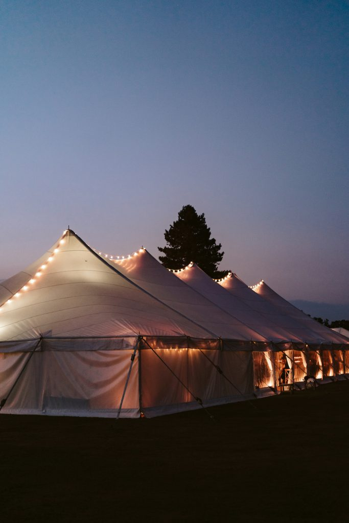 Grand Pole | Marquee Hire Somerset Dorset | Apex Marquees17