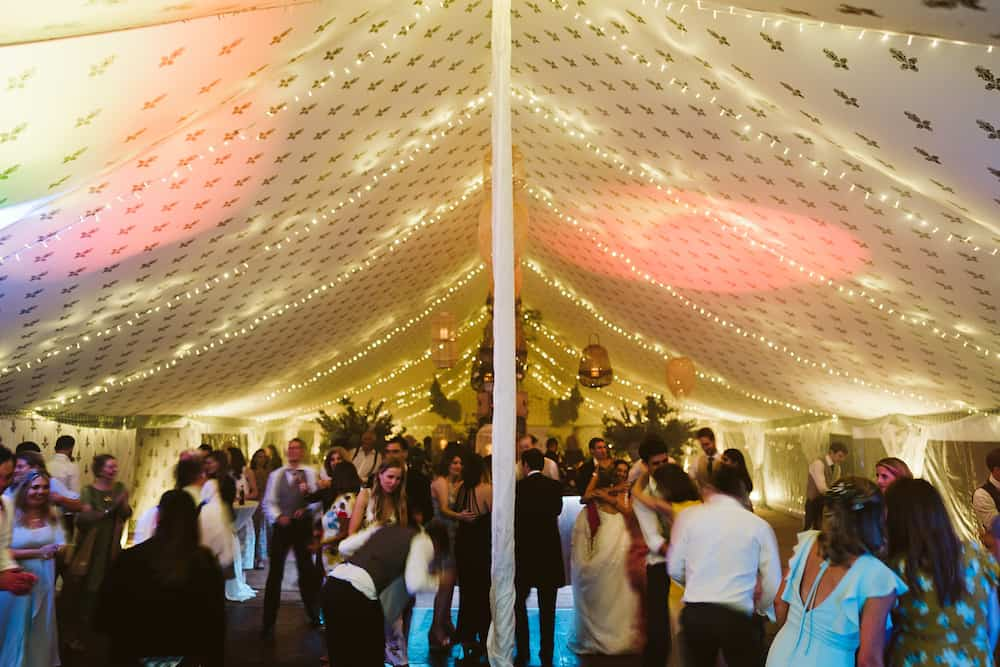 Grand Pole | Marquee Hire Somerset Dorset | Apex Marquees22